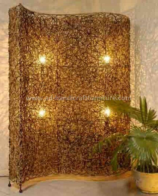 Www Handicraftfurniture Com Natural Rattan Lamp Whla 017